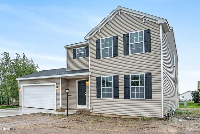 4955 Meadow Brown Drive, Hudsonville, MI 49426 (MLS #21003641) :: Your Kzoo Agents