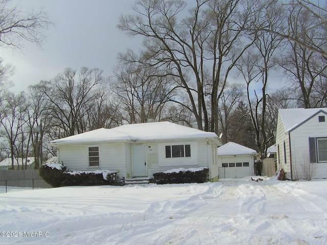 1342 Agard Avenue, Benton Harbor, MI 49022 (MLS #21003682) :: Deb Stevenson Group - Greenridge Realty