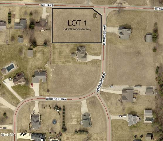 64080 Windrose Way, Lawton, MI 49065 (MLS #21005997) :: Keller Williams Realty | Kalamazoo Market Center