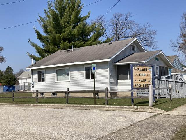 835 Maple Street, Baldwin, MI 49304 (MLS #21006236) :: Keller Williams Realty | Kalamazoo Market Center