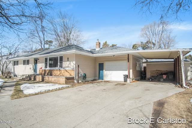 1388 Becker Road, Muskegon, MI 49445 (MLS #21006350) :: Deb Stevenson Group - Greenridge Realty