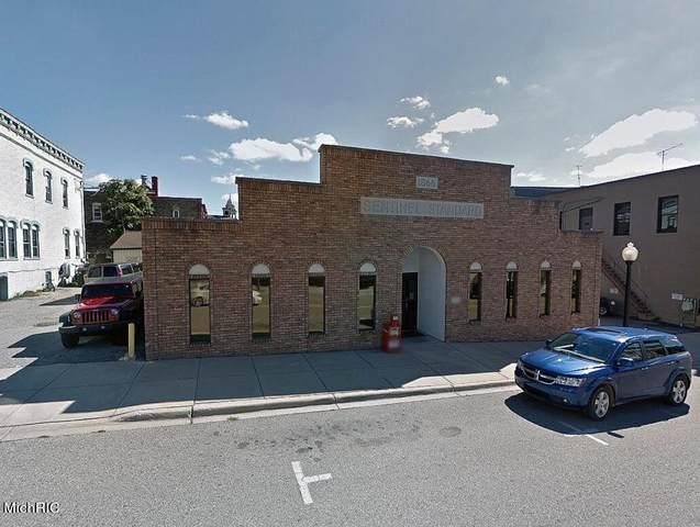 114 N Depot Street, Ionia, MI 48846 (MLS #21006463) :: Keller Williams Realty | Kalamazoo Market Center