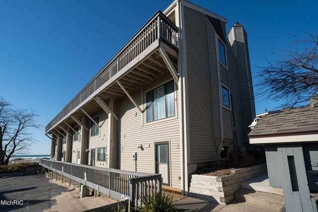 69 North Shore Drive #34, South Haven, MI 49090 (MLS #21006603) :: Ron Ekema Team