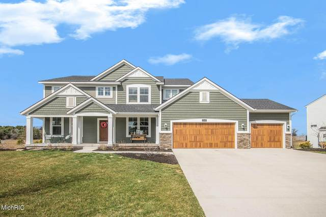 12047 Harvest Home Drive SE, Lowell, MI 49331 (MLS #21006949) :: Keller Williams Realty | Kalamazoo Market Center