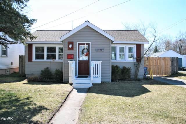 1422 Mason Street NE, Grand Rapids, MI 49503 (MLS #21008449) :: Ginger Baxter Group
