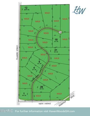 16757 Haven Woods Court #1, West Olive, MI 49460 (MLS #21008943) :: Deb Stevenson Group - Greenridge Realty