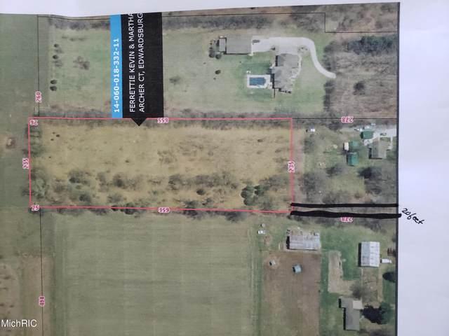 Redfield Road, Edwardsburg, MI 49112 (MLS #21009048) :: Deb Stevenson Group - Greenridge Realty
