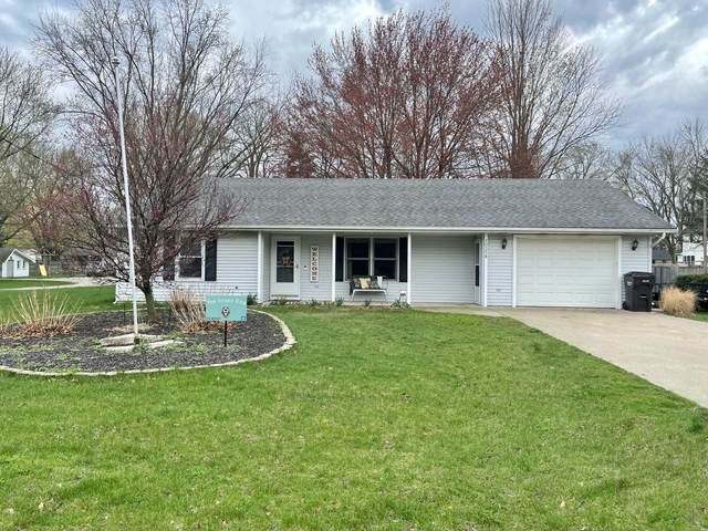 10358 Riley Street, Zeeland, MI 49464 (MLS #21011623) :: Keller Williams Realty | Kalamazoo Market Center