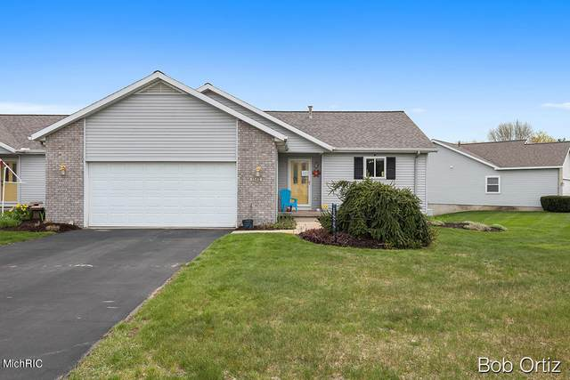 1542 Dexter Drive SW #25, Byron Center, MI 49315 (MLS #21012796) :: JH Realty Partners