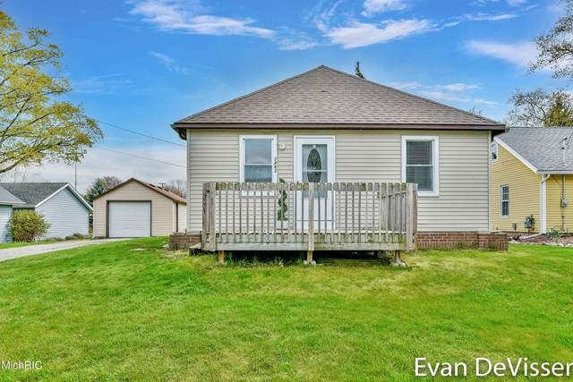2482 85th Street SW, Byron Center, MI 49315 (MLS #21013019) :: JH Realty Partners