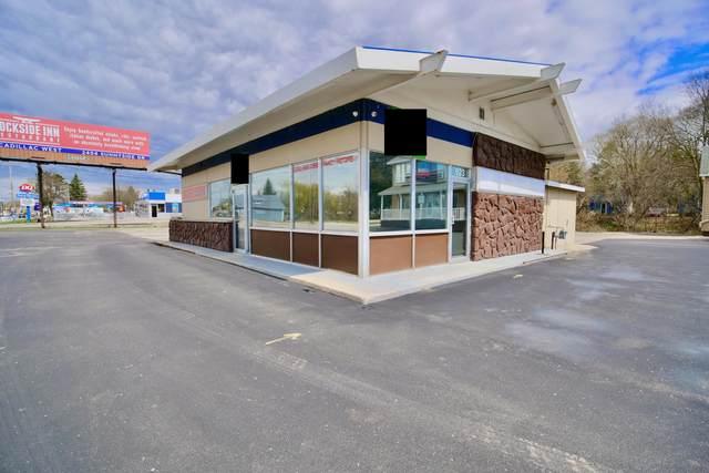 923 S Mitchell Street, Cadillac, MI 49601 (MLS #21013284) :: Keller Williams Realty | Kalamazoo Market Center