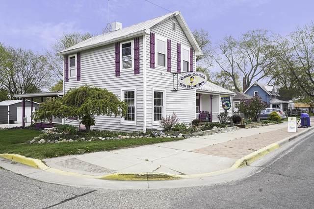 203 S Main Street, Crystal, MI 48818 (MLS #21013737) :: Ron Ekema Team