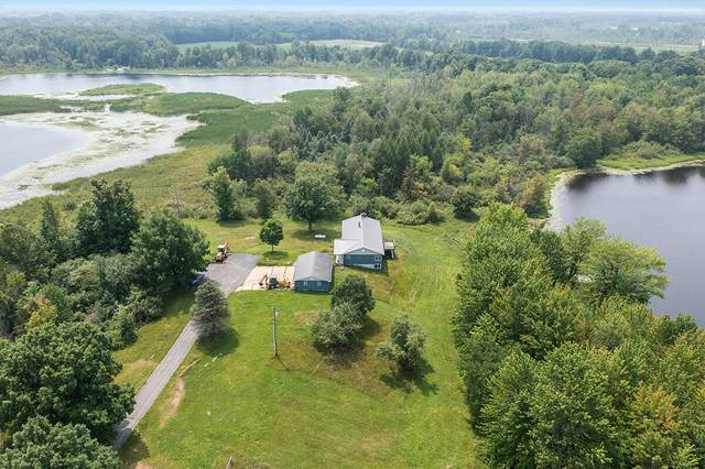 4850 S Staines Road, Sheridan, MI 48884 (MLS #21014000) :: The Hatfield Group