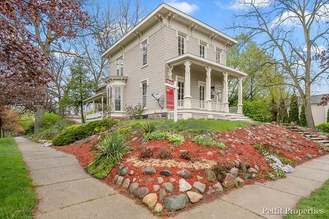 350 Danby Street, Portland, MI 48875 (MLS #21014070) :: Keller Williams Realty | Kalamazoo Market Center