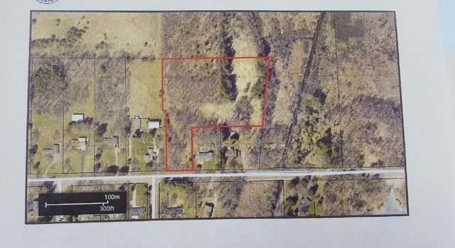 13078 Helmer Road S, Battle Creek, MI 49015 (MLS #21014811) :: Keller Williams Realty   Kalamazoo Market Center