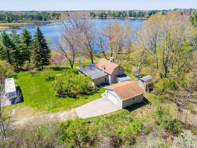 9763 Crest Drive, Evart, MI 49631 (MLS #21014939) :: Your Kzoo Agents