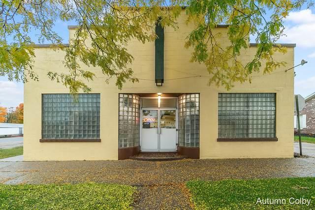 216 W Main Street, Carson City, MI 48811 (MLS #21015116) :: BlueWest Properties
