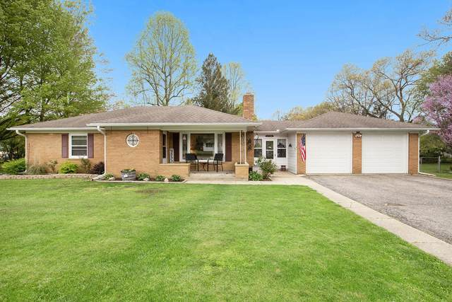 6734 Oakland Drive, Portage, MI 49024 (MLS #21015592) :: Your Kzoo Agents