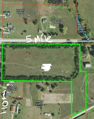 V/L 5 Mile, Evart, MI 49631 (MLS #21015655) :: Your Kzoo Agents