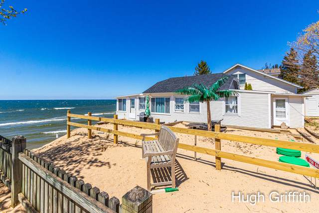 10577 Lakeshore Drive, West Olive, MI 49460 (MLS #21016412) :: Your Kzoo Agents