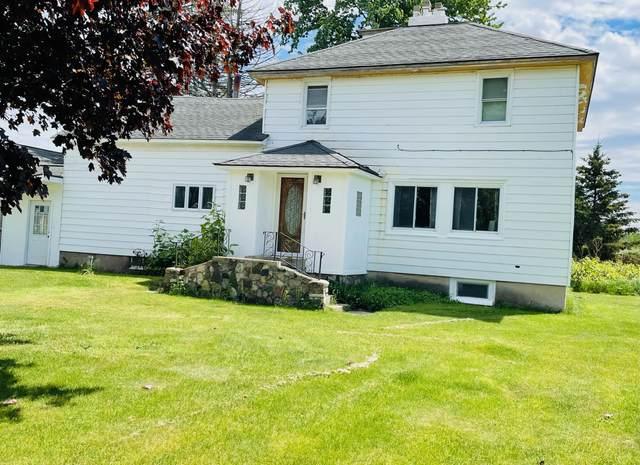 2136 N Stiles Rd. Road, Scottville, MI 49454 (MLS #21016516) :: BlueWest Properties