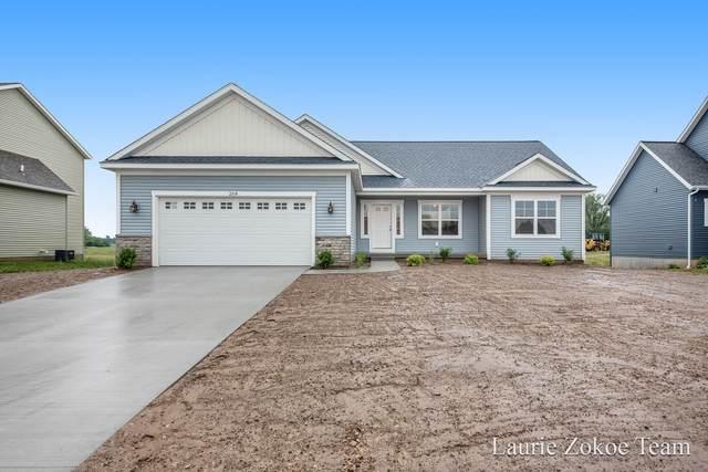 281 Plum Lane, Coopersville, MI 49404 (MLS #21017241) :: The Hatfield Group