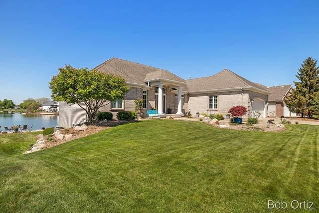 3564 Big Rock Court SW, Grandville, MI 49418 (MLS #21017254) :: JH Realty Partners