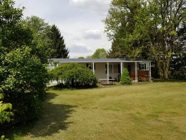 8960 Borden Road, Jonesville, MI 49250 (MLS #21017381) :: Ginger Baxter Group