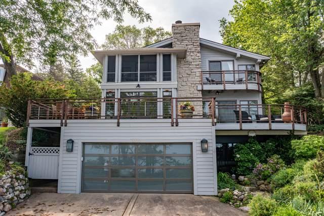 3777 Lake Shore Drive, New Buffalo, MI 49117 (MLS #21018778) :: BlueWest Properties
