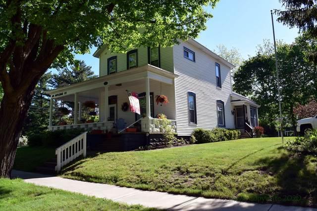 174 N Rutledge Street, Pentwater, MI 49449 (MLS #21020492) :: The Hatfield Group
