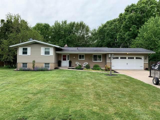 859 Rosalie Avenue NW, Grand Rapids, MI 49504 (MLS #21021052) :: BlueWest Properties