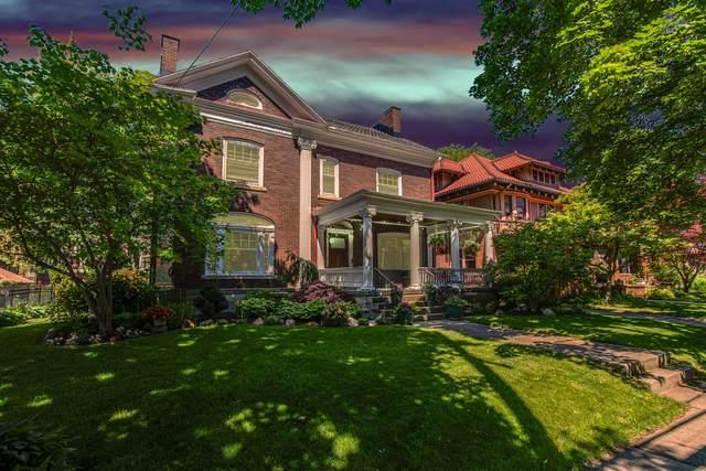 339 College Avenue SE, Grand Rapids, MI 49503 (MLS #21021349) :: JH Realty Partners