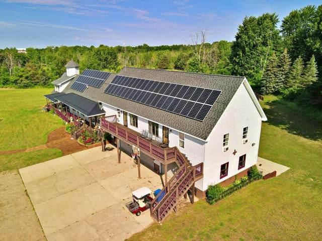 11239 N Loomis Road, Clare, MI 48617 (MLS #21021648) :: Sold by Stevo Team | @Home Realty