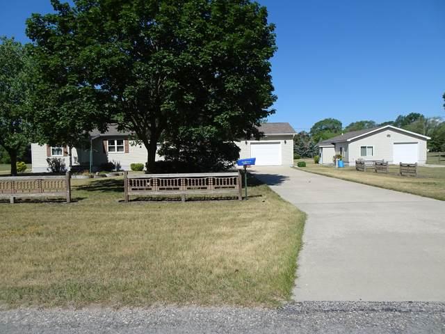 412 6th Street, Eastlake, MI 49626 (MLS #21021781) :: Ron Ekema Team