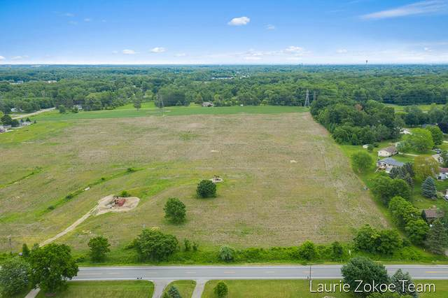 0 Leonard Parcel A Street, Grand Rapids, MI 49534 (MLS #21021940) :: BlueWest Properties