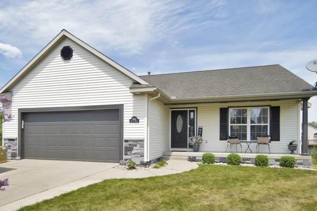 6528 Par 5 Drive SW, Grandville, MI 49418 (MLS #21022682) :: BlueWest Properties