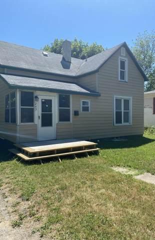 243 Oden Street, Benton Harbor, MI 49022 (MLS #21022938) :: CENTURY 21 C. Howard