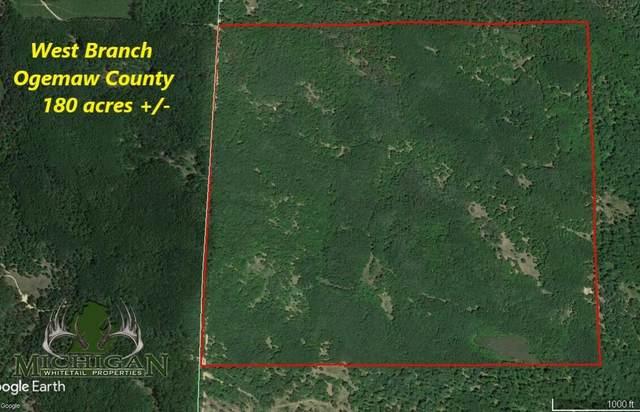 0VL Snake Trail, West Branch, MI 48661 (MLS #21023296) :: JH Realty Partners