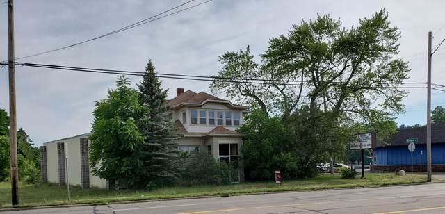 1409 W Michigan Avenue, Battle Creek, MI 49037 (MLS #21023318) :: CENTURY 21 C. Howard