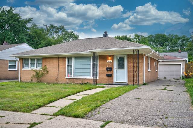 3010 Cherokee Avenue, Flint, MI 48507 (MLS #21024545) :: Deb Stevenson Group - Greenridge Realty