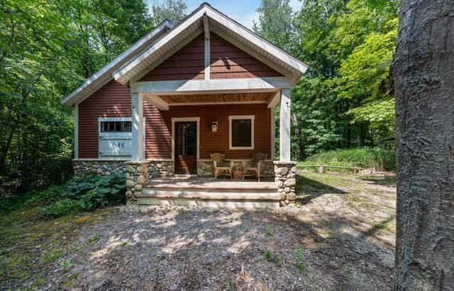 3411 Lake Chapin Drive, Berrien Springs, MI 49103 (MLS #21025537) :: BlueWest Properties