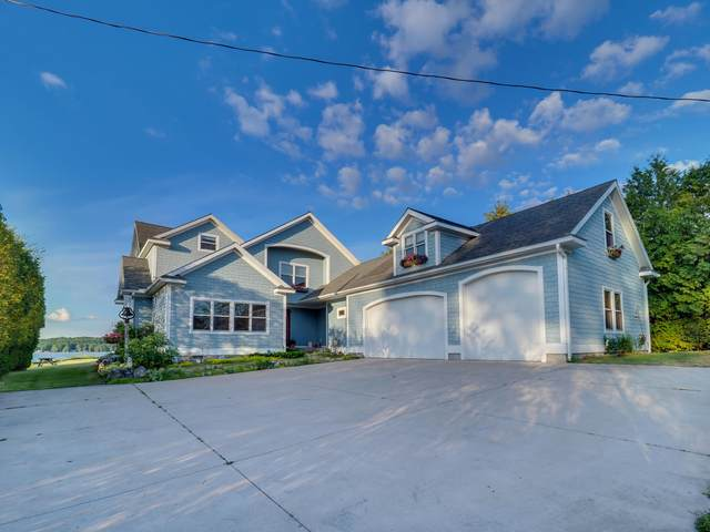 3091-and 3089 Midway Drive, Onekama, MI 49675 (MLS #21025595) :: Ginger Baxter Group
