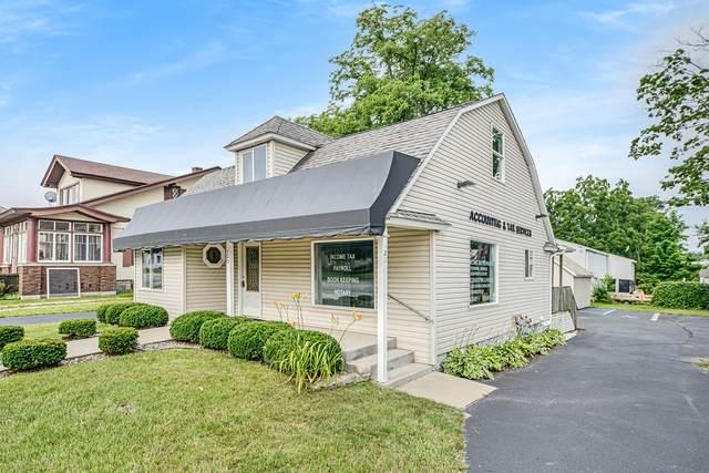 123 S Main Street NE, Cedar Springs, MI 49319 (MLS #21025867) :: BlueWest Properties