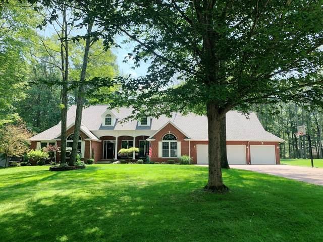 23285 Maplehill Drive, Big Rapids, MI 49307 (MLS #21026849) :: BlueWest Properties
