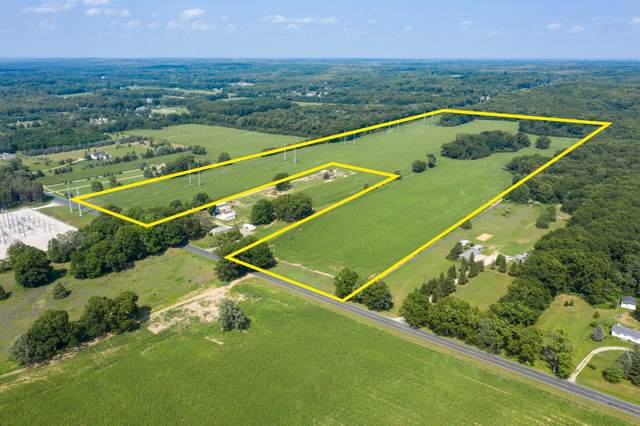 70 acres S Van Kal Street, Kalamazoo, MI 49009 (MLS #21027193) :: CENTURY 21 C. Howard