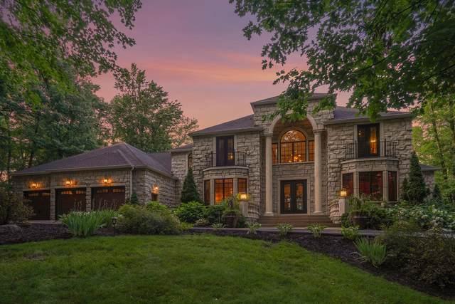 554 Bailey Lake Drive NE, Lowell, MI 49331 (MLS #21027755) :: BlueWest Properties