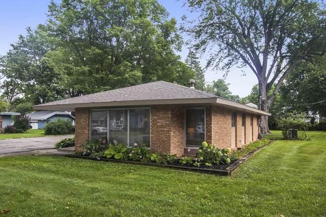 116 S Fourth Street, Sturgis, MI 49091 (MLS #21027816) :: Deb Stevenson Group - Greenridge Realty