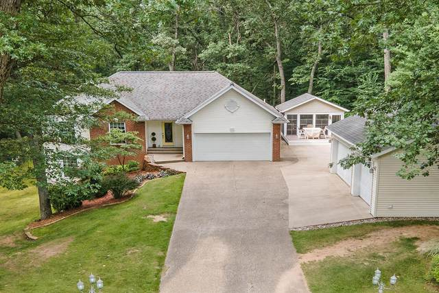 4106 Wildwood Drive, Allegan, MI 49010 (MLS #21065329) :: BlueWest Properties