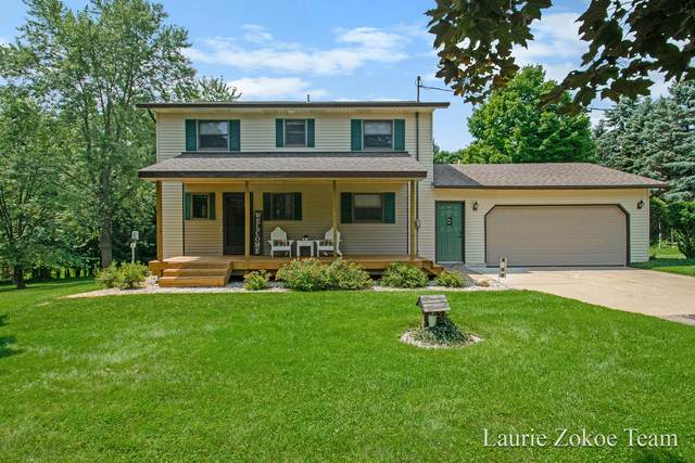 12381 14th Avenue NW, Grand Rapids, MI 49544 (MLS #21079458) :: Ginger Baxter Group