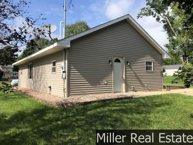 5017 Lacey Road, Dowling, MI 49050 (MLS #21094706) :: Deb Stevenson Group - Greenridge Realty